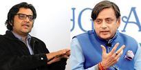 Arnab Goswami vs Shashi Tharoor: The fight gets uglier