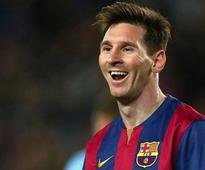 Lionel Messi boots donation causes row in Egypt