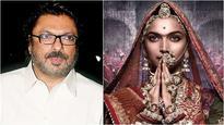 Sanjay Leela Bhansali opens up on bringing 'Padmavati' to the silver screen!