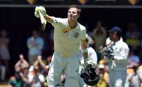 Smith, Starc help Australia take first innings lead, but India fight back