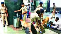 DNA SPECIAL: Delhi Division has only 7 RPF dogs