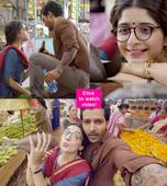 Sanam Teri Kasam song Kheech Meri Photo: Harshvardhan Rane and Mawra Hocane will make you GROOVE with this peppy track!