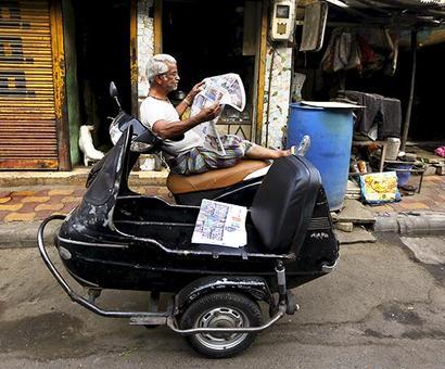 Land of rising two-wheeler sales