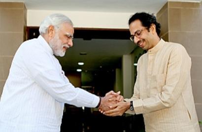 BJP, Shiv Sena hold talks to salvage alliance