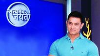 Aamir Khan's emotional attachment with Satyamev Jayate