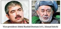 Dostum tortured me: Rival