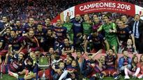 Barca & Madrid clubs apart in cup draw