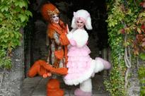 Meet CINDERELLA's Ugly Sisters at Swindon Light Switch-On Celebration