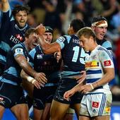 De Villiers: Waratahs playing with belief