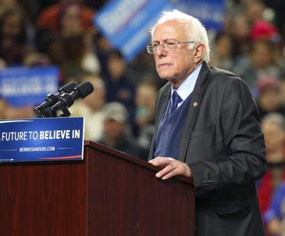 Virginia shooter volunteered for Bernie campaign