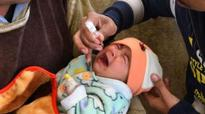 Telangana starts polio clean up