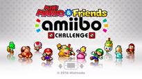 Mini Mario and friends Amiibo challenge review: Wind it up
