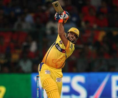 I became a real player at Chennai Super Kings: Raina