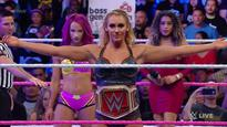 Various News: Charlotte Talks About Escaping Ric Flair's Shadow, Clip From Total Bellas, Kazuchika Okada Meets Japanese Comedian
