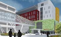 University of Louisville Building Pediatric Center