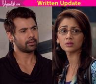 Kumkum Bhagya 16th November 2016 Written Update, Full Episode: Nikhil kidnaps Pragya while Abhi has to fight goons to save her