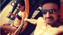In Pics: Former Bigg Boss 10 contestant Rahul Dev's exotic Sri Lankan vacation with girlfriend Mugdha Godse