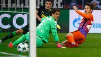 Man City reach knockout stage with draw at Gladbach