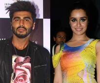 Arjun Kapoor to 'Half Girlfriend' Shraddha: Let's Play