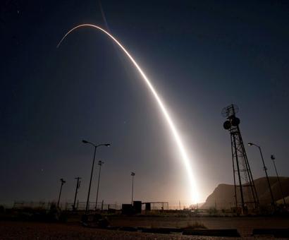US successfully tests ICBM intercepts