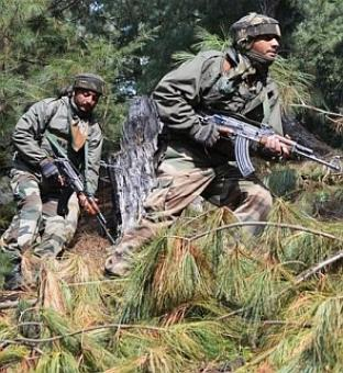 BSF, Pak Rangers meet amid firing in Samba