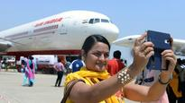 Indian civil aviation showcases potential at 'Hyderabad Air Show'