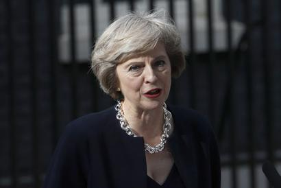 Theresa May wins Parliament vote to hold snap elections on June 8