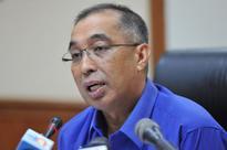 Salleh Keruak dares Dr M to be opposition leader