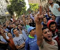 Egypt is facing its largest anti-government protests in years