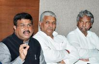 Steps afoot to develop petro economic zone: Pradhan