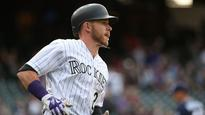 Rockies' Story likely done for year with thumb injury