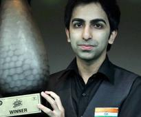 Pankaj Advani wins Kolkata Open snooker meet
