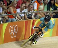 Cycling: Australian great Meares blows sprint medal hopes