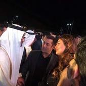 Superstar Salman Khan meets UAE's Mohammed...