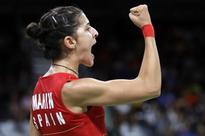 Premier Badminton League: Carolina Marin sees off Ponnappa as Hyderabad beat Bengaluru