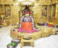 Morning pictures: First Somvar of Shravan at Somnath Mandir