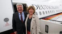 Nigeria's economy in focus as Gauck visits