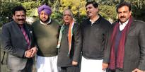 Darbari Lal Returns To Congress After AAP Cancels His Candidature On Charges Of Corruption