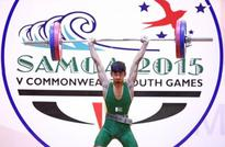 Pakistani athlete beats Indian opponent to win gold medal in Commonwealth Youth Weightlifting Championship