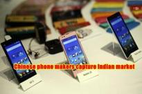 How Chinese phones are driving Indian cos out of their own market