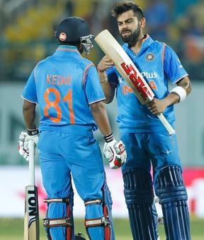 Ind vs NZ PHOTOS: Classy Kohli secures easy win