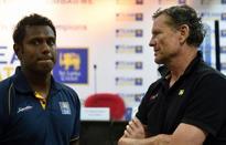 Sri Lankan batsmen hit form ahead of Test