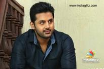 Nithiin is super nervous