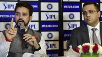 BCCI president Anurag Thakur launches another attack on ICC chairman Shashank Manohar
