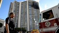 Honolulu: Fire in 36-story building kills three, injures five