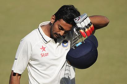 Why KL Rahul is nervous