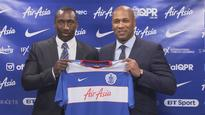 Hasselbaink the 'Chosen One'