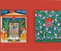 Pichvai paintings of Nathdwara in new avatar