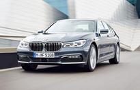 BMW 7 series crosses 5,000 unit mark in 2016