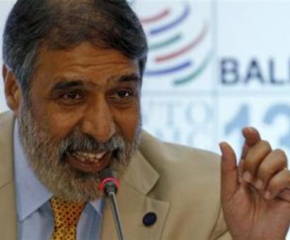 Will Anand Sharma bow down or bow out at WTO?